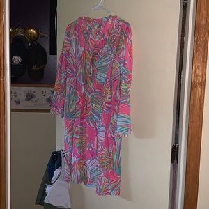 NWOT Lilly Pulitzer Sarasota Tunic Dress